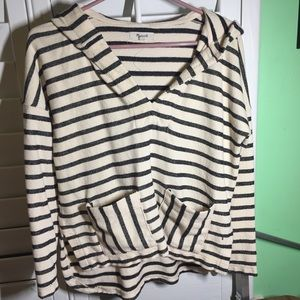 Sweaters - Striped madewell sweater